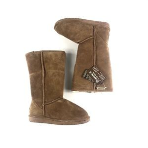 Bearpaw Women's Brown Emma Tall Boots